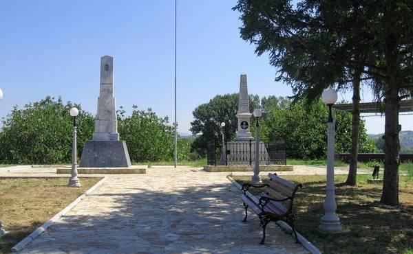 Spomenik Varvarinske bitke