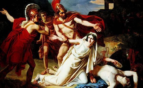 Antigona prepricano analiza