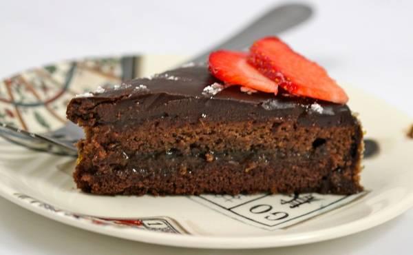 Saher torta za dijabeticar