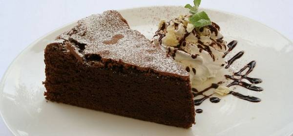 cokoladna torta bez glutena