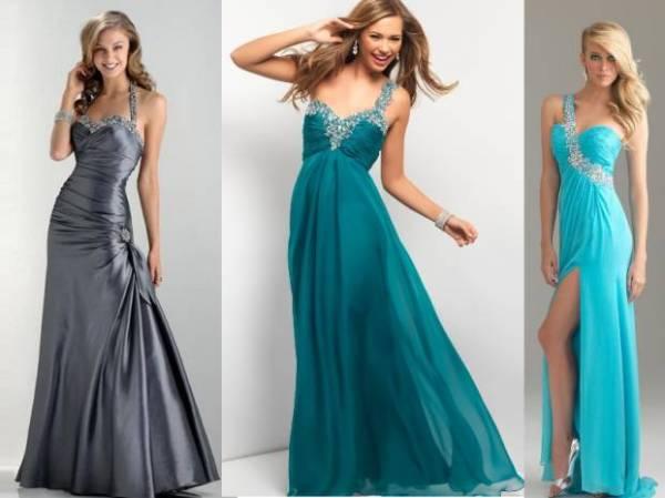 Moderne haljine za maturu i apsolventsko veče 2014