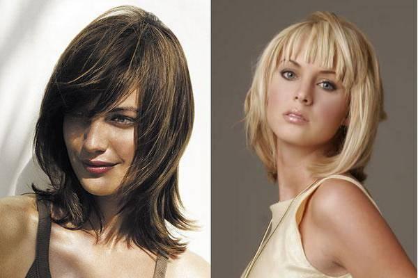 frizure za kosu srednje duzine
