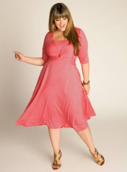 Letnje haljine za punije dame