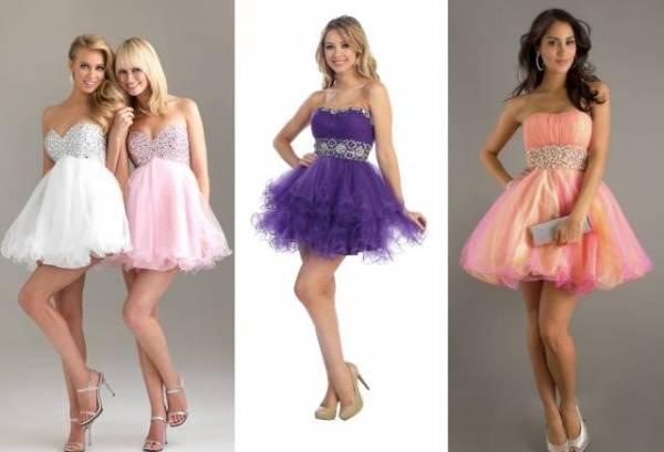 Kratke maturske haljine - da to veče izgledaš kao princeza