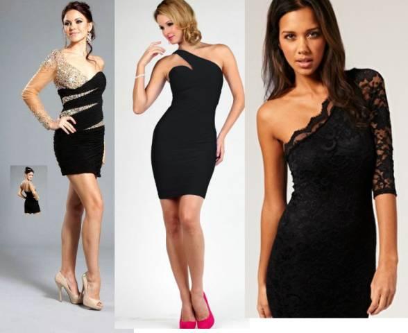 Male crne haljine kao izbor za matursku toaletu