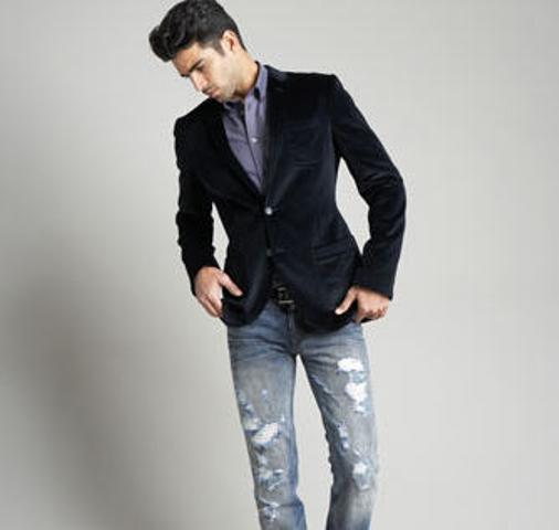 Sako ili blejzer umesto jakne za prelazni period