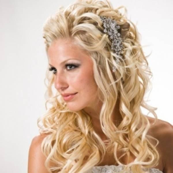 Frizura za svadbu
