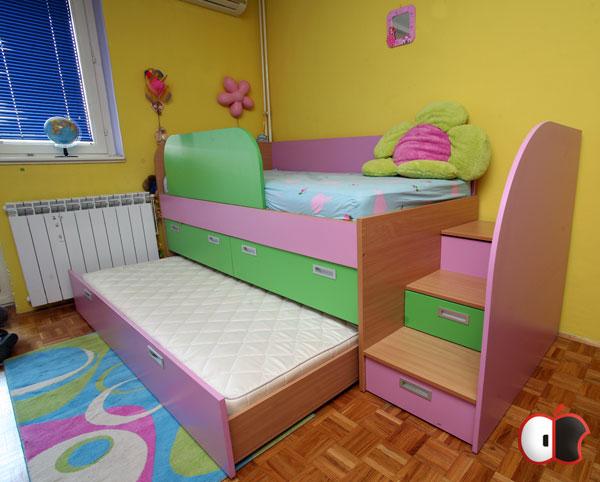 boje za krecenje decije sobe
