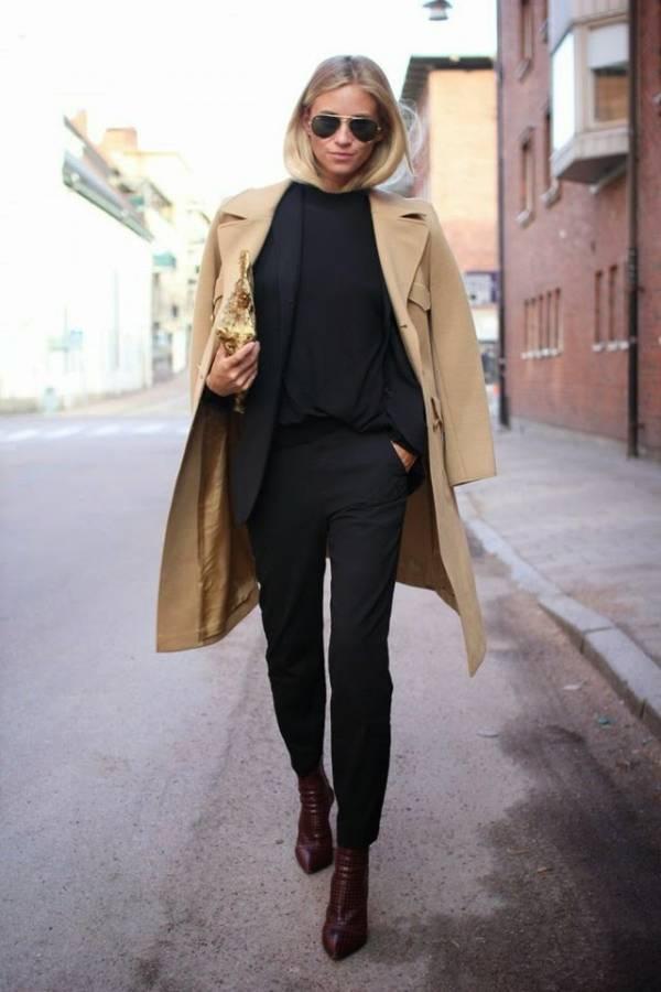 crne-pantalone-braon-cipele
