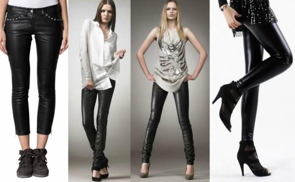crne pantalone i obuca