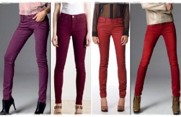 Elegantne pantalone takodje su dobar izbor za izlazak u grad