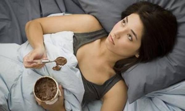 Ne idite na spavanje punog stomaka.