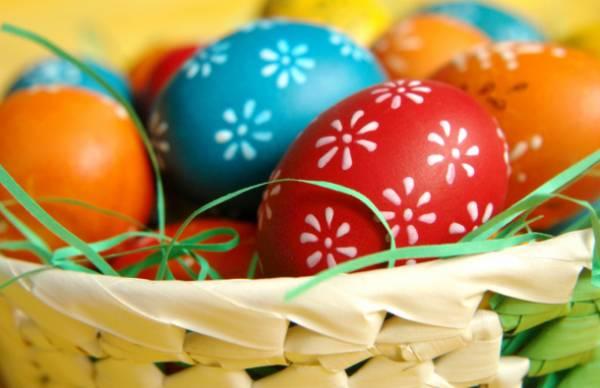 kako ofarbati jaja