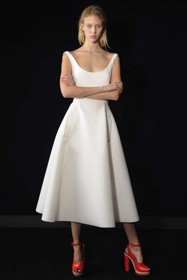 koktel haljina klasicna
