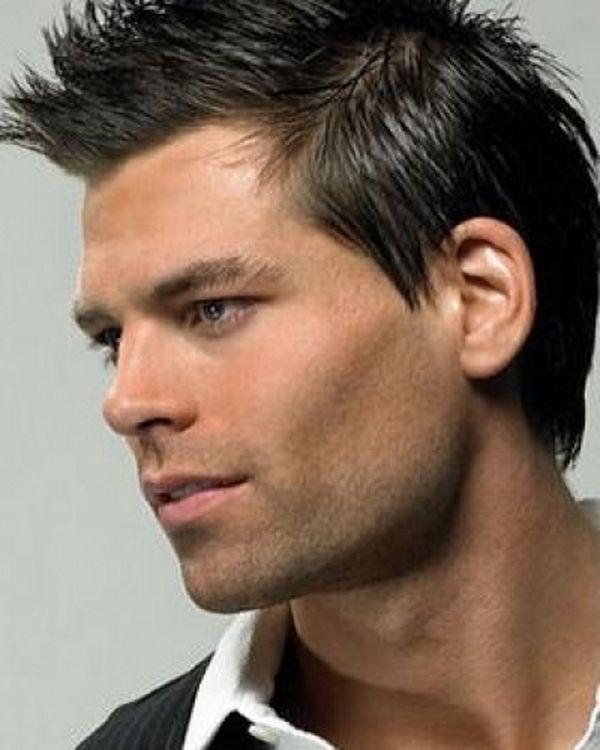 muska frizura nejednake duzine