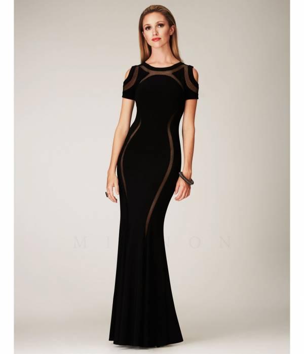 nove haljine crna duga