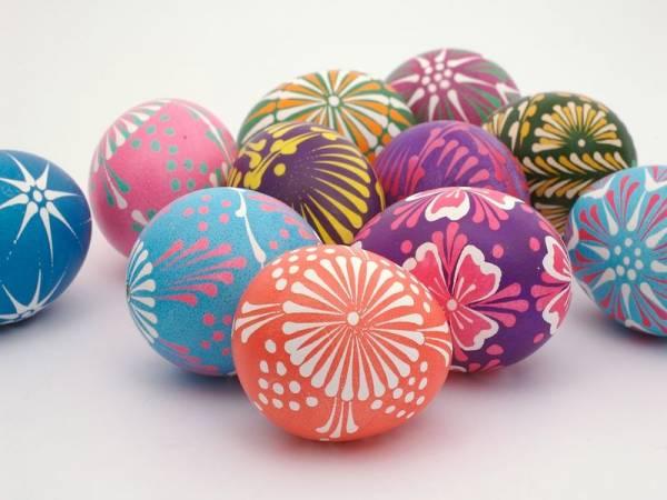 ukrasavanje uskrsnjih jaja