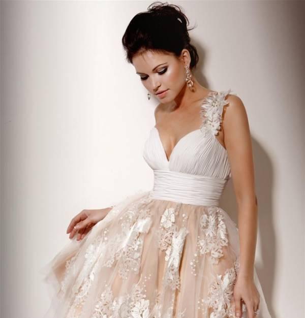 vecernja haljina cipka til