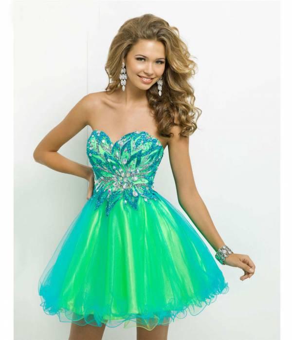Maturske haljine u jarkim bojama takodje mogu delovati privlačno