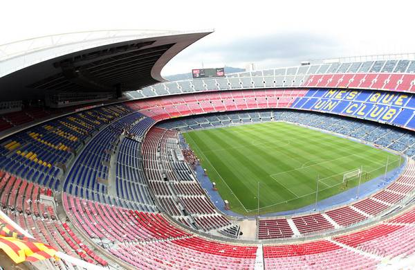 Camp Nou barselona