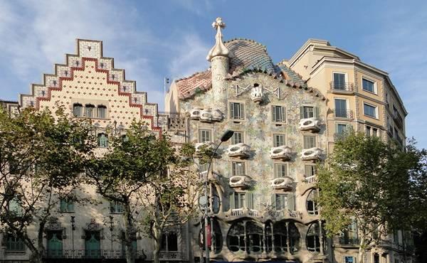 Casa Batllo spanija