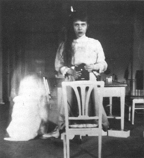 Princeza Anastazija Romanov napravila je svoj selfi pre čak sto godina.