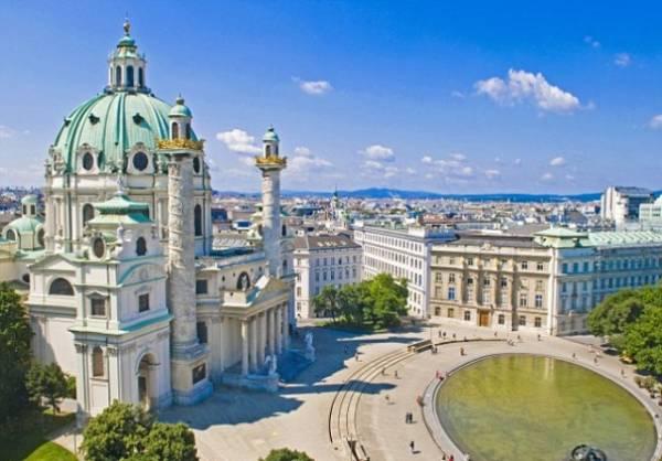 bec evropski gradovi putovanja prolece 2014