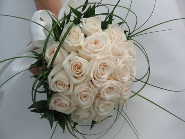 Ruže su najpopularnije cveće za izradu bidermajera