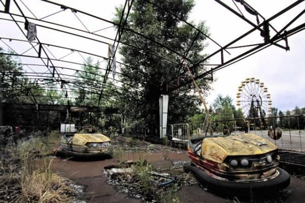 Černobilj je danas grad duhova, ali i poznata turistička destinacija.