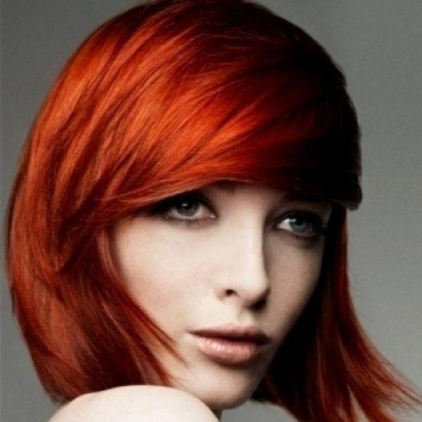 crvena kosa obrve