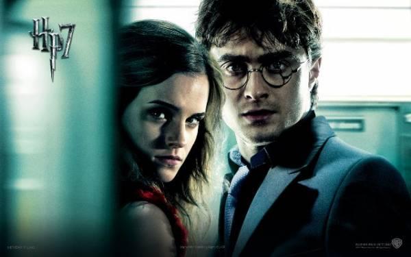 """Mnogi obožavaoci serijala ,,Hari Poter"""" želeli su da vide Harija i Hermionu ka ljubavni par."""
