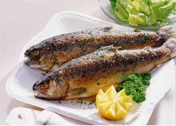 Riba je omiljeni ručak za posne praznike.