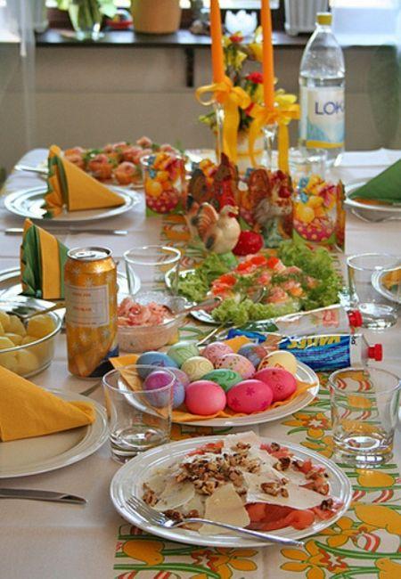 Kakva jela spremiti za uskršnji ručak?
