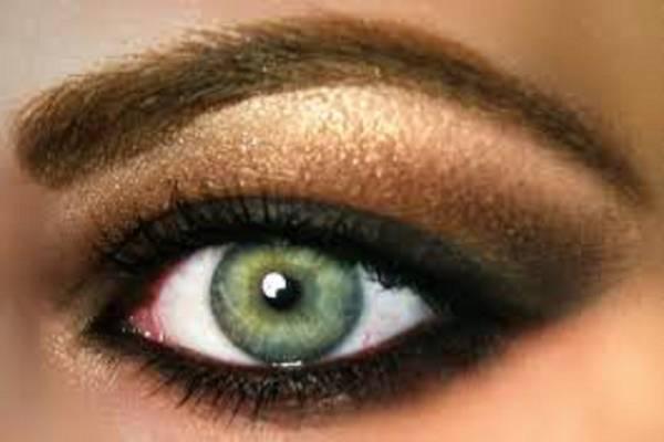 zelene oci smiinka