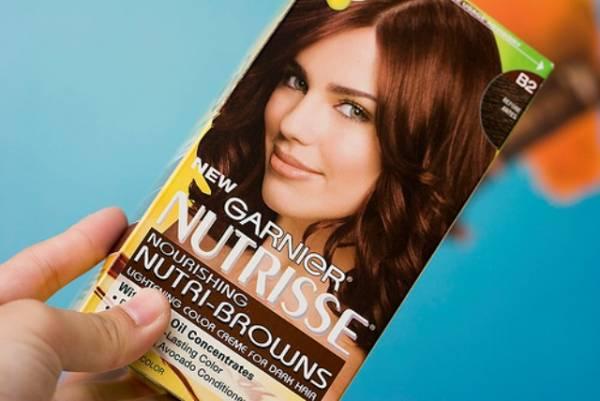 Gernier Nutrisse farbe za kosu