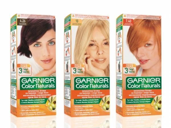 Garnier farbe za kosu Color Naturals