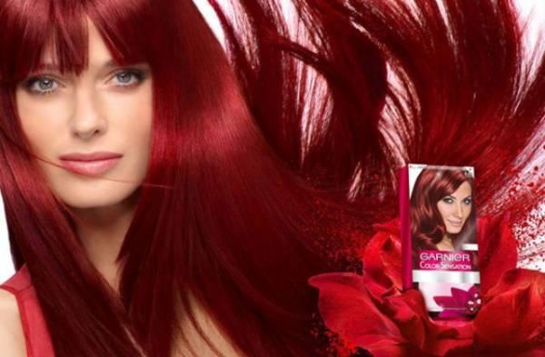 Kakva su iskustva sa Garnierovim farbama za kosu?
