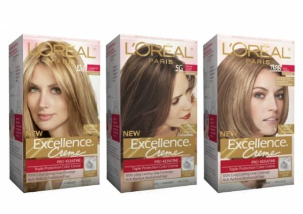 Excellence creme Loreal farbe za kosu