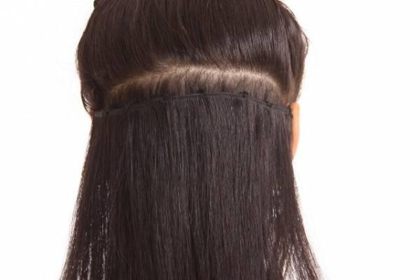 Kako se vrši nadogradnja kose klipsama?