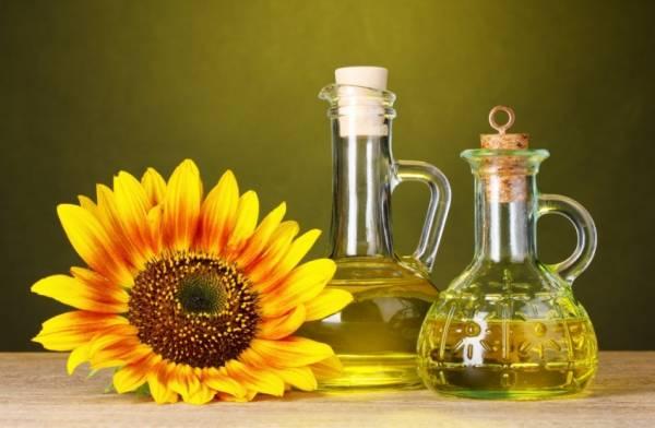suncokret ulje