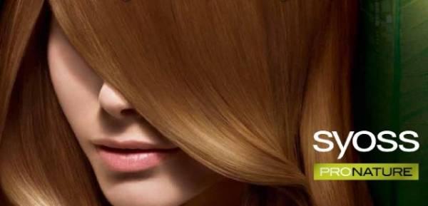 Kakve su Syoss farbe za kosu