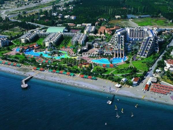 Kemer - urbano tursko letovalište