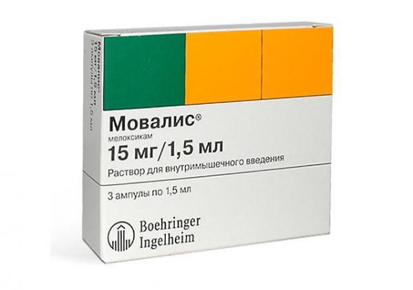 Movalis tablete
