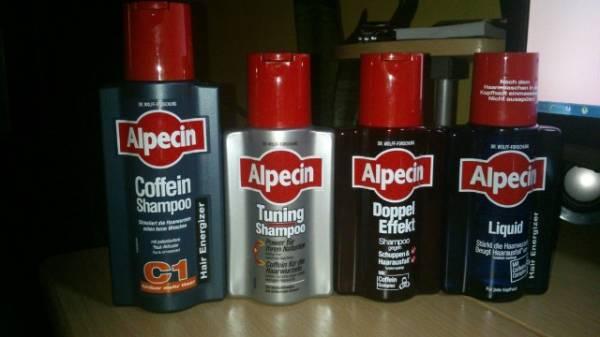Alpecin šampon i za muškarce i za žene