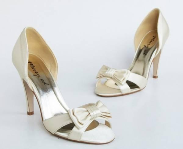 ženske cipele za venčanje
