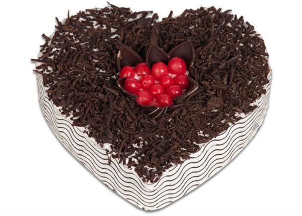 cokoladna srce torta