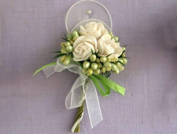 Ideje za cvetove za svadbu
