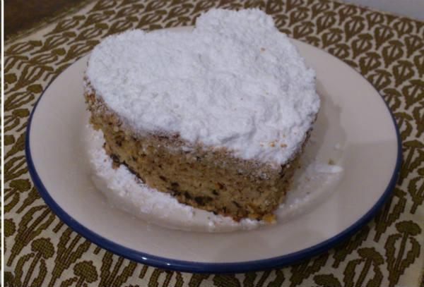 dekoracija srce torte