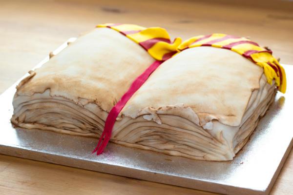 hari poter torta