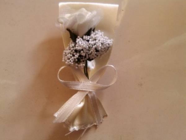 kako napraviti cvetice za svatove 4